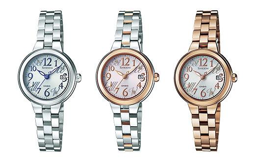 カシオシーン腕時計1