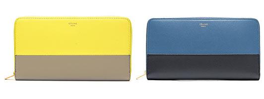 セリーヌ財布2