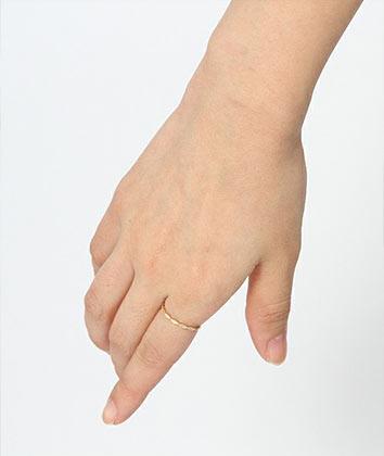 アガット指輪