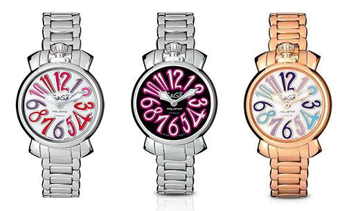 ガガミラノ腕時計1