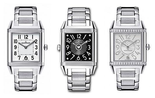 ジャガールクルトレディース腕時計2