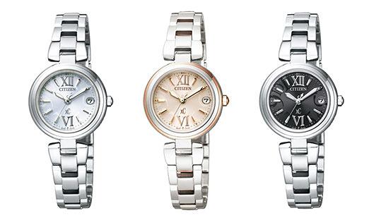シチズンクロスシー腕時計1