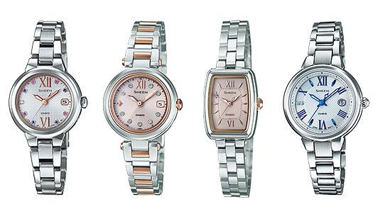 SHEEN腕時計