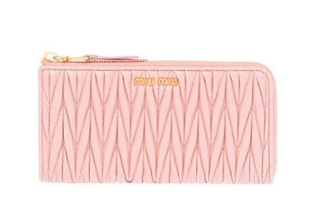 miumiu財布可愛い