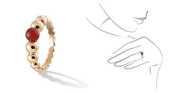 ヴァンクリーフ指輪1