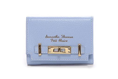 サマンサタバサ二つ折り財布