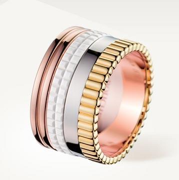 ブシュロン指輪1