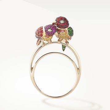 ブシュロン指輪3