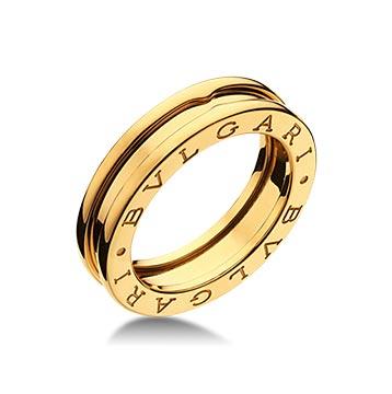 ブルガリ指輪1