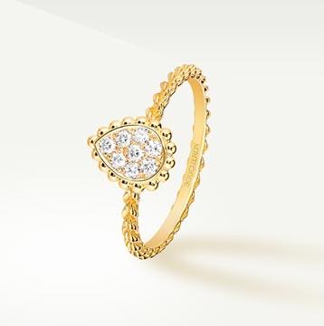 ブシュロン指輪2