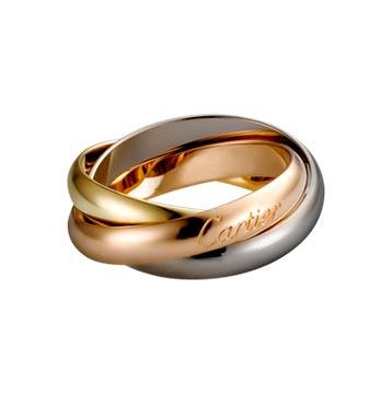 カルティエ指輪1