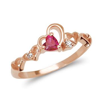 bloom指輪2