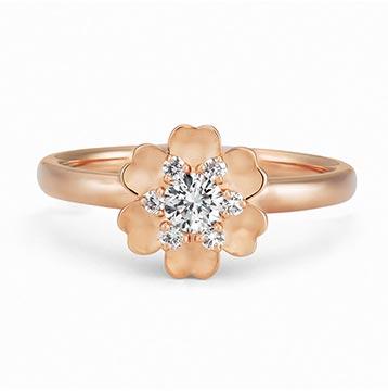 ロイヤルアッシャー指輪3