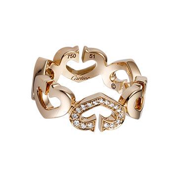 カルティエ指輪2