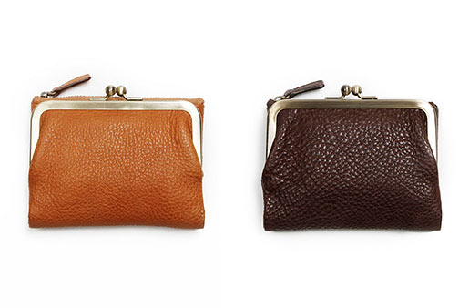 土屋鞄-がま口財布