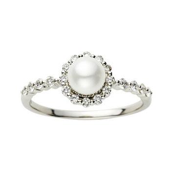 ヴァンドームパール指輪3