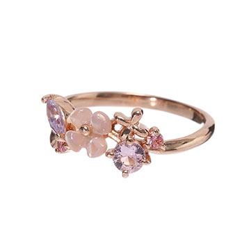 サマンサティアラ指輪2