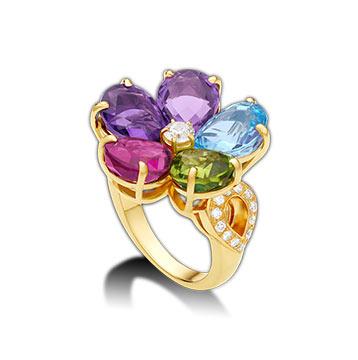 ブルガリ指輪4