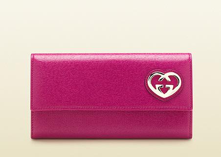 グッチ財布可愛い