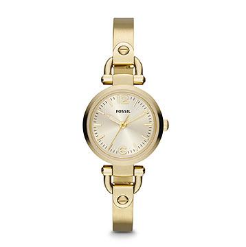 フォッシル華奢腕時計2