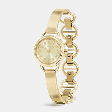 コーチ華奢腕時計1