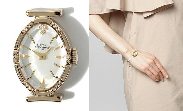 ノジェス華奢腕時計1