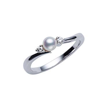 ミキモト上品指輪1