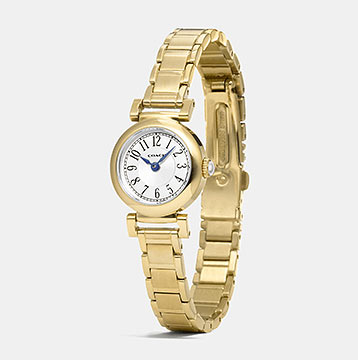コーチ華奢腕時計2