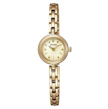 シチズン華奢腕時計1