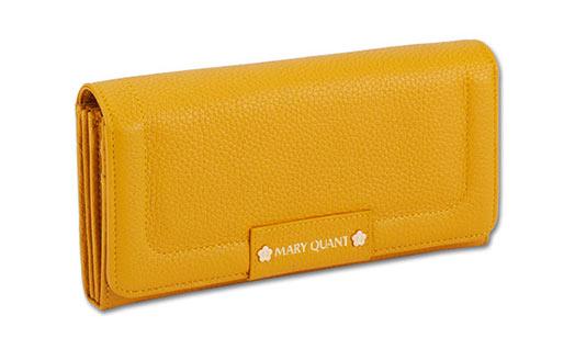 マリークワント財布1