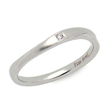 ブルーム上品指輪2