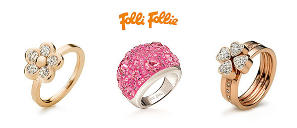 フォリフォリ指輪