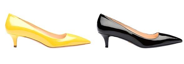 プラダ靴1