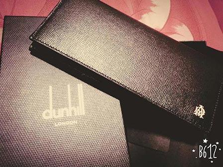 ダンヒル財布2