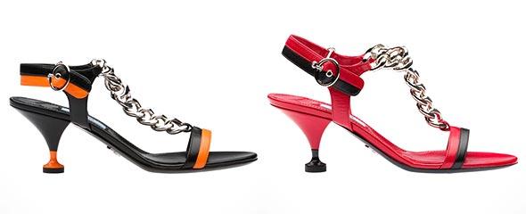 プラダ靴3