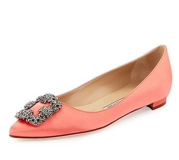 マロノブラニク靴3