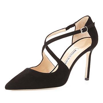 マロノブラニク靴1