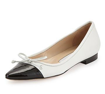 マロノブラニク靴2