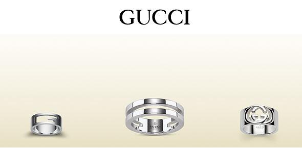 グッチ指輪