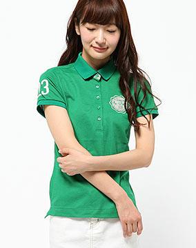 23区-ゴルフポロシャツ