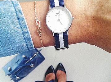 ダニエルウェリントン腕時計2