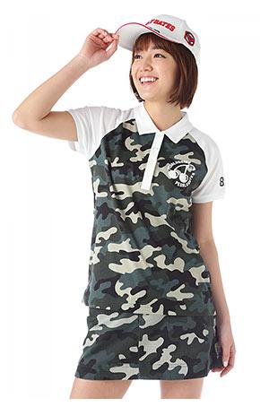 パーリーゲイツポロシャツ2