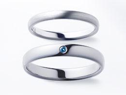 ことほぎ結婚指輪