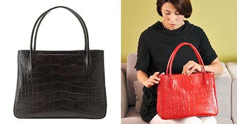 濱野皮革工芸ビジネスバッグ2