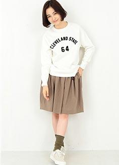 ビームスボーイ-スカート1