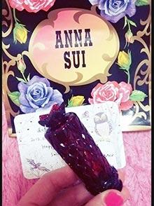 アナスイ化粧品プレゼント2