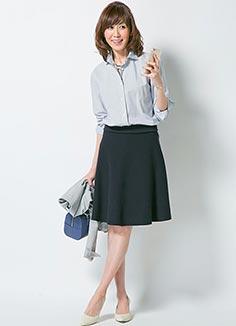 自由区-スカート1