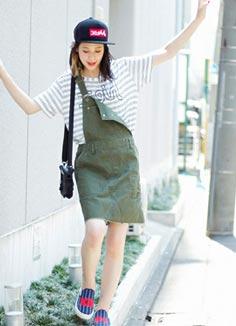 x-girlスカート3