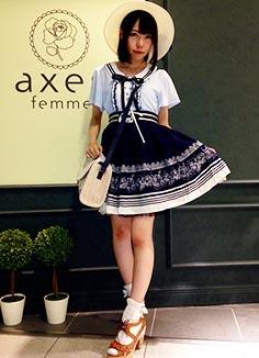 アクシーズファム-スカート2