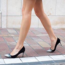 スタッカート通勤靴3